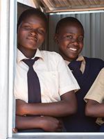 Uma Escola em Mauya, Zimbábue